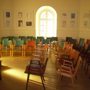 La salle de répétition