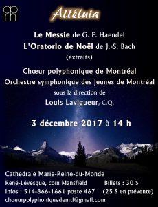 Concert de Noël - Alléluia